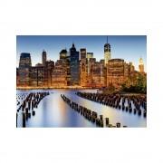 Educa Felhőkarcolók városa puzzle, 1000 darabos