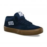 Shoes Vans Half Cab Pro navy/gum