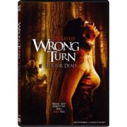 WRONG TURN 3 LEFT FOR DEAD DVD 2009