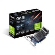 Asus Scheda Grafica Nvidia GT 710-1-SL, 1GB DDR3, Blu
