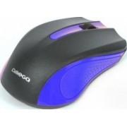 Mouse Optic Omega OM-05 3D Value Line Negru-Albastru