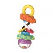PlaygroSuper Shaker Rattle & Teether