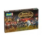 Revell - 02450 - Maquette De Figurine - Set De 128 Figurines - Les 200 Ans De La Bataille De Waterloo - Echelle 1/72