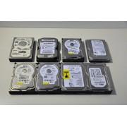 Hard Disk SATA 80 GB 7200 RPM 8 MB Maxtor Seagate WesterDigital Samsung