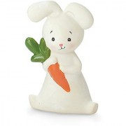Bunnies By The Bay Bud Bunny Teether White