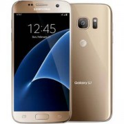 Смартфон Samsung GALAXY S7 Flat, 32GB, Златист, SM-G930FZDAVVT
