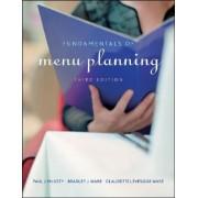 Fundamentals of Menu Planning by Paul J. McVety