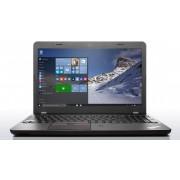 "Notebook Lenovo ThinkPad Edge E560, 15.6"" HD, Intel Core i3-6100U, RAM 4GB, SSD 256GB, FreeDOS, Negru"