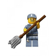 LEGO Series 15 Collectible Minifigure 71011 - Janitor