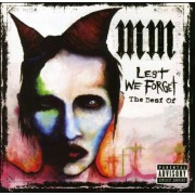 Marilyn Manson - Lest We Forget: The Best Of (0602498638781) (1 CD)