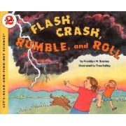 Flash, Crash, Rumble and Roll by Franklyn M. Branley