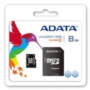 Card memorie AData microSDHC 8GB clasa 4