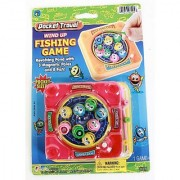 Fishing Game Wind Up (Pack of 1)