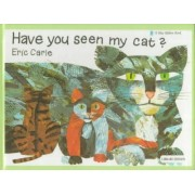 Have You Seen My Cat? by Eric Carle