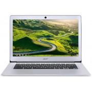 "Laptop Acer Chromebook CB3-431 (Procesor Intel® Celeron® N3160 (2M Cache, up to 2.24 GHz), Skylake, 14""FHD, 4GB, 32GB eMMC, Intel HD Graphics 400, Wireless AC, Chrome OS, Argintiu)"