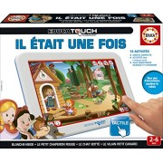 "Educa Borras 15878 - Gioco educativo Educa Touch Junior Il ""C'era una volta"" [Lingua francese]"