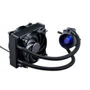 Cooler Master masterliquid CPU Cooler Radiatore da 120 mm, colore: nero