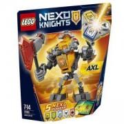 Конструктор ЛЕГО Нексо Рицари - Axl с боен костюм, LEGO Nexo Knights, 70365