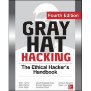 Gray Hat Hacking the Ethical Hacker's Handbook by Daniel Regalado