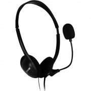 Casti Spacer SPK-223 Black