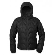 Outdoor Research Women´s Aria Hoody - 001-BLACK - Daunenjacken S