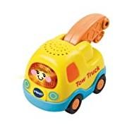 Vtech - Toot Toot Drivers - Tow Truck - Le Roi de la Depanne Version Anglaise (Import UK)