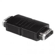 Hama Adaptador compacto de HDMI a HDMI, color negro