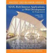 AJAX, Rich Internet Applications, and Web Development for Programmers by Paul J. Deitel