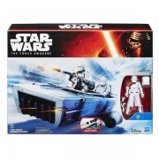 Véhicule Star Wars First Order Snowspeeder The Force Awakens
