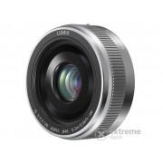 Obiectiv Panasonic Lumix G 20/F1.7 ASPH, argintiu
