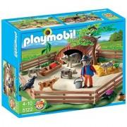 PLAYMOBIL Pig Pen Playset Construction Set