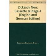 Zickzack Neu: Cassette B Stage 4 by Bryan J. Goodman-Stephens