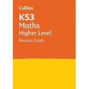 Collins KS3 Revision and Practice - New Curriculum: KS3 Maths (Advanced) Revision Guide by Collins KS3