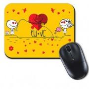 Mouse Pad Amor Perfeito