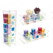 Teeter Tray/No Spills Drink Tray