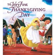 The Very First Thanksgiving Day by Susan Gaber