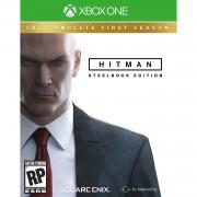 Игра Hitman The Complete First Season Steelbook Edition за Xbox One (на изплащане), (безплатна доставка)