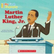 Martin Luther King, Jr. by Marion Dane Bauer
