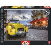 Educa - 15526 - Puzzle Classique - Crépuscule Parisien