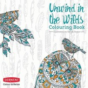 Derwent Colour and Relax: Unwind in the Wilds