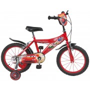 "Bicicleta copii Toimsa Cars 16"""