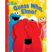 Sesame Street Guess Who? Elmo by Wendy Wax