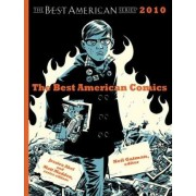 The Best American Comics by Neil Gaiman