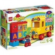 Lego Duplo My First Bus (Multicolor)