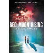 Red Moon Rising by Sterling Professor of Chemistry and Professor of Molecular Biophysics and Biochemistry Peter Moore