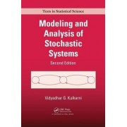 Modeling and Analysis of Stochastic Systems by Vidyadhar G. Kulkarni