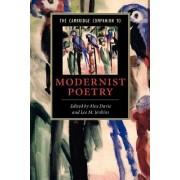 The Cambridge Companion to Modernist Poetry by Alex Davis