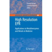 High Resolution EPR by Graeme Hanson