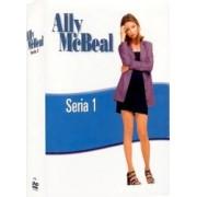 ALLY McBEAL SEASON 1 6 discs DVD 1997