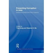 Preventing Corruption in Asia by Ting Gong